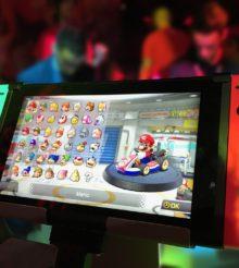 Nintendo Switch : présentation et caractéristiques